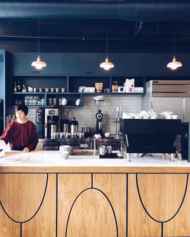 Gloomy weather brings me back to Portland #princecoffee