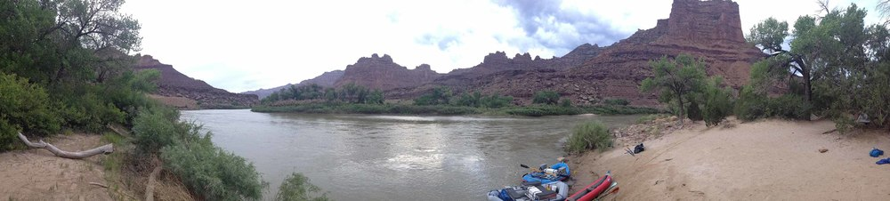 Grey Canyon, Green River.