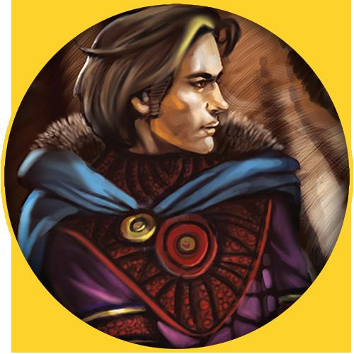 Prince Bevan of Ibendari