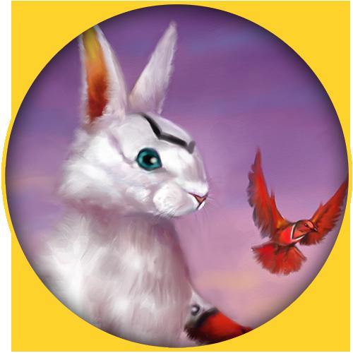 Emily, Eostra's Rabbit