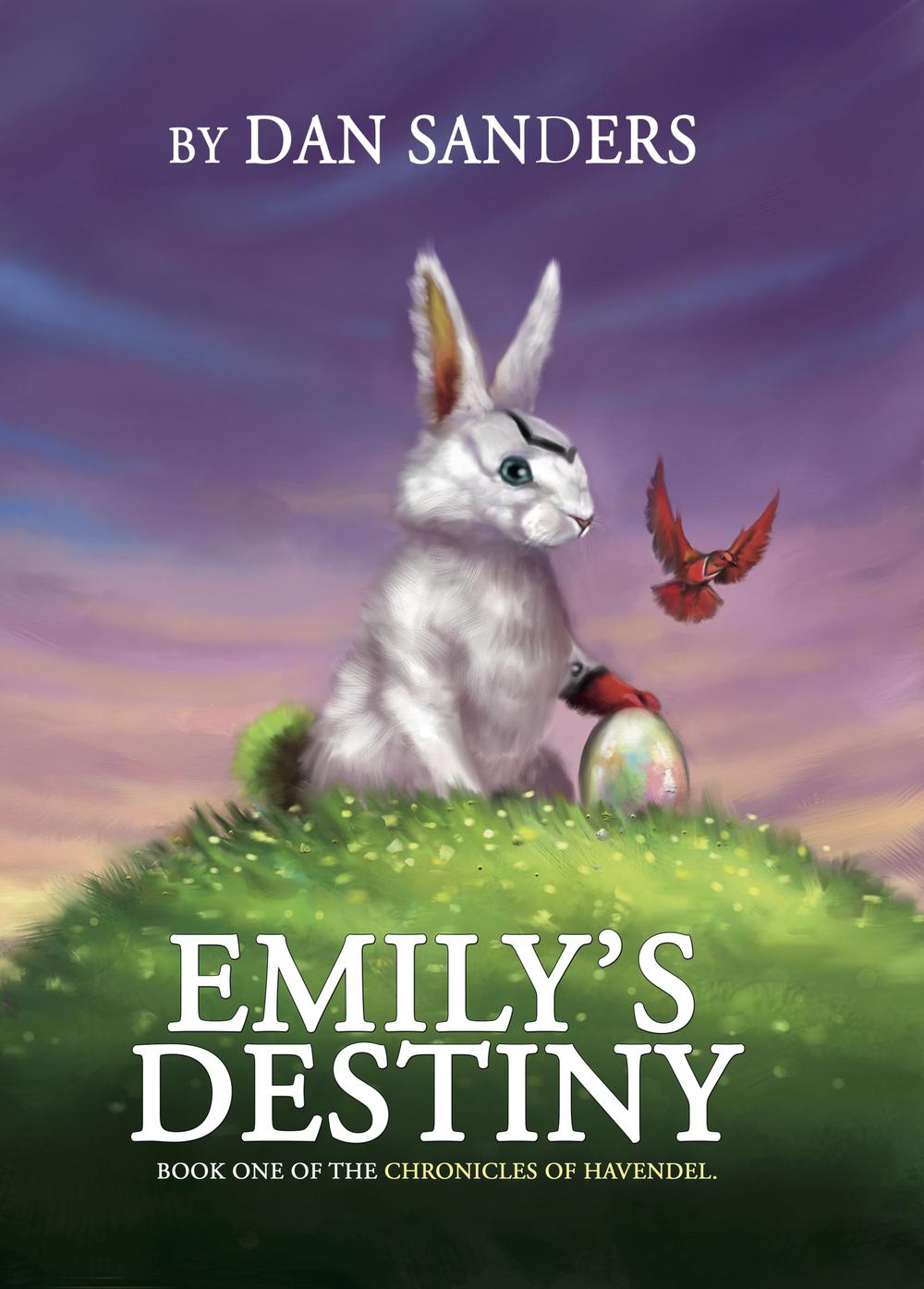 Emily's Destiny by Dan Sanders