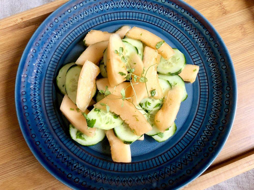 Cantaloupe cuc salad wood.jpg