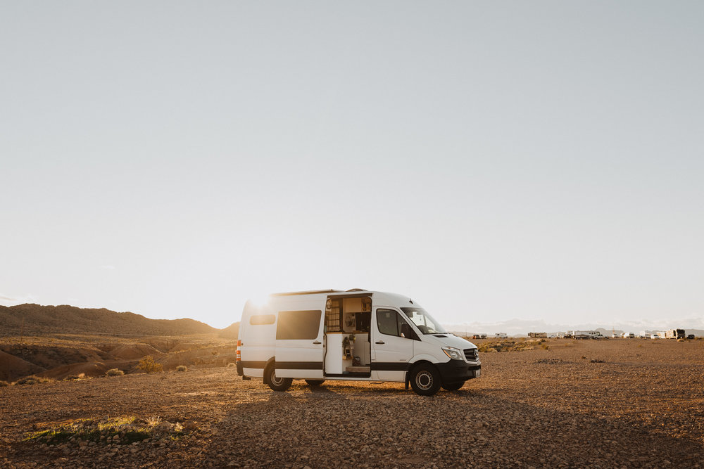 Poverty Flats Campground