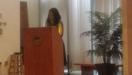 Isabel Wilkerson on The Warmth of Other Suns at Brandeis University