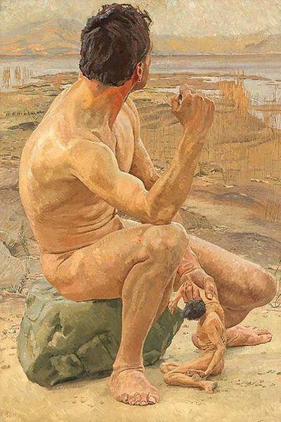 "Otto Greiner's ""Prometheus"" (1909)"