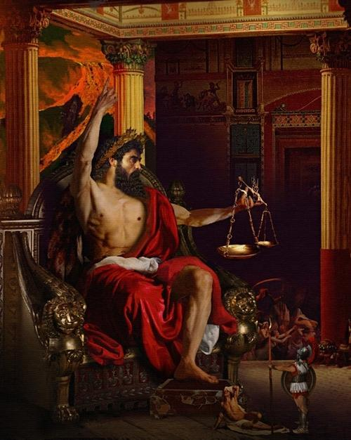 The Court of Hades by Howard David Johnston