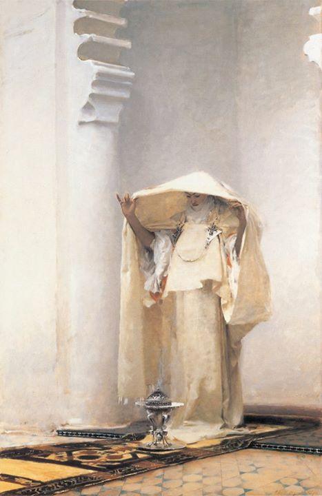 Fumee d'Ambre Gris by John Singer Sargent, 1880