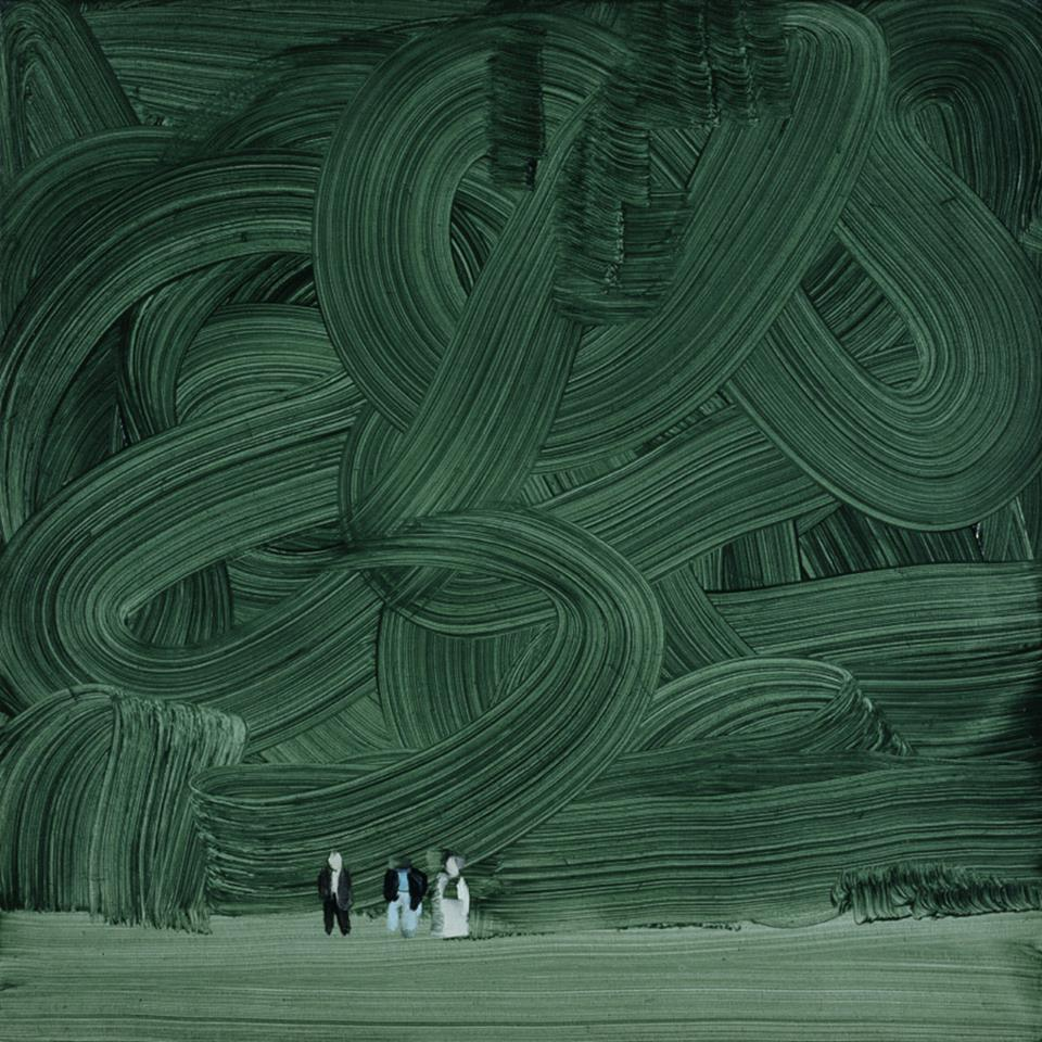 Forest by Wilhelm Sasnal, 2003.jpg