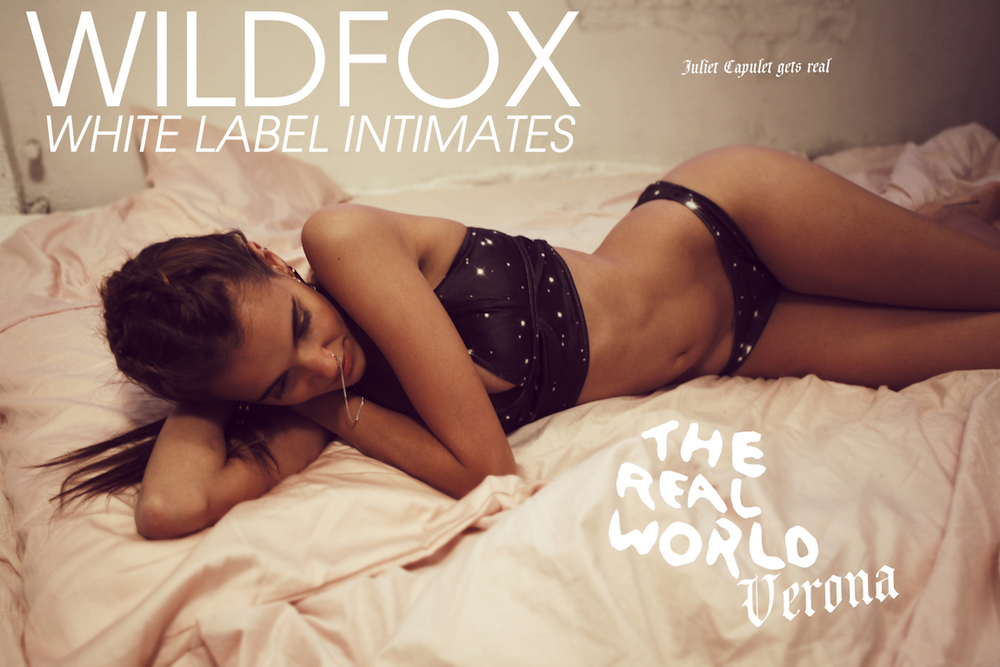 wildfox intimates