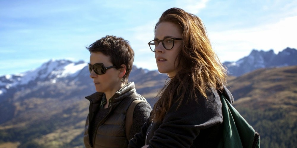 The Clouds of Sils Maria Dramatic, poignant, funny and feminine. Perfect to watch with anyone in your life! This movie made me fall in love with Kristen Stewart, who almost outshines the incredible Juliette Binoche. The interviews with Kristen about this movie are amazing also, I highly recommend a read!