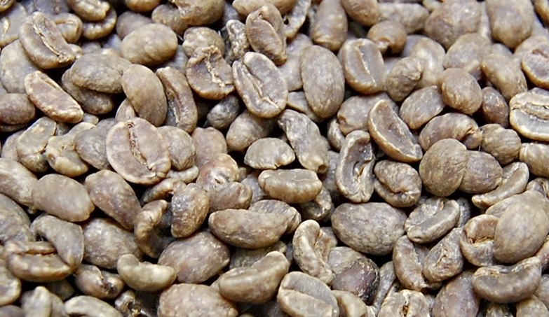 Green Decaffeinated Coffee Beans