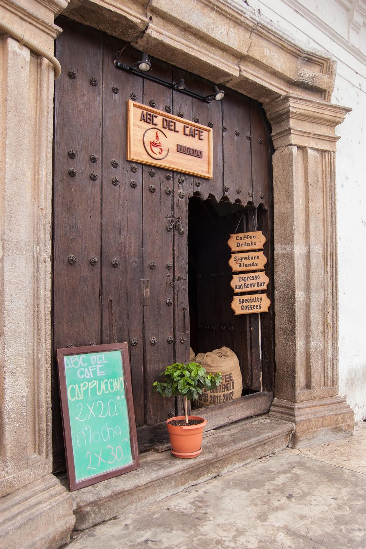 ABC DEL Cafe - Nice selection of Guatemalan coffees prepared in Aeropress, Hario V60 or Chemex.