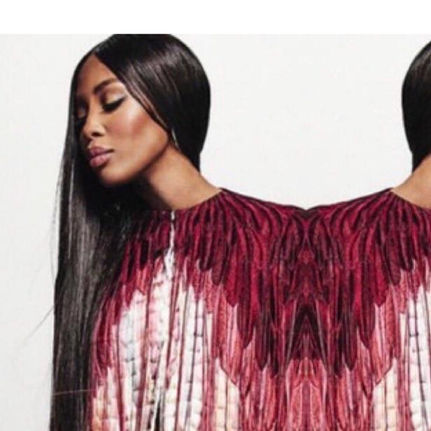 Ultimate #muse @naomi ! #naomicampbell #supermodel