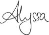 Alyssa Martin strategic web copywriter