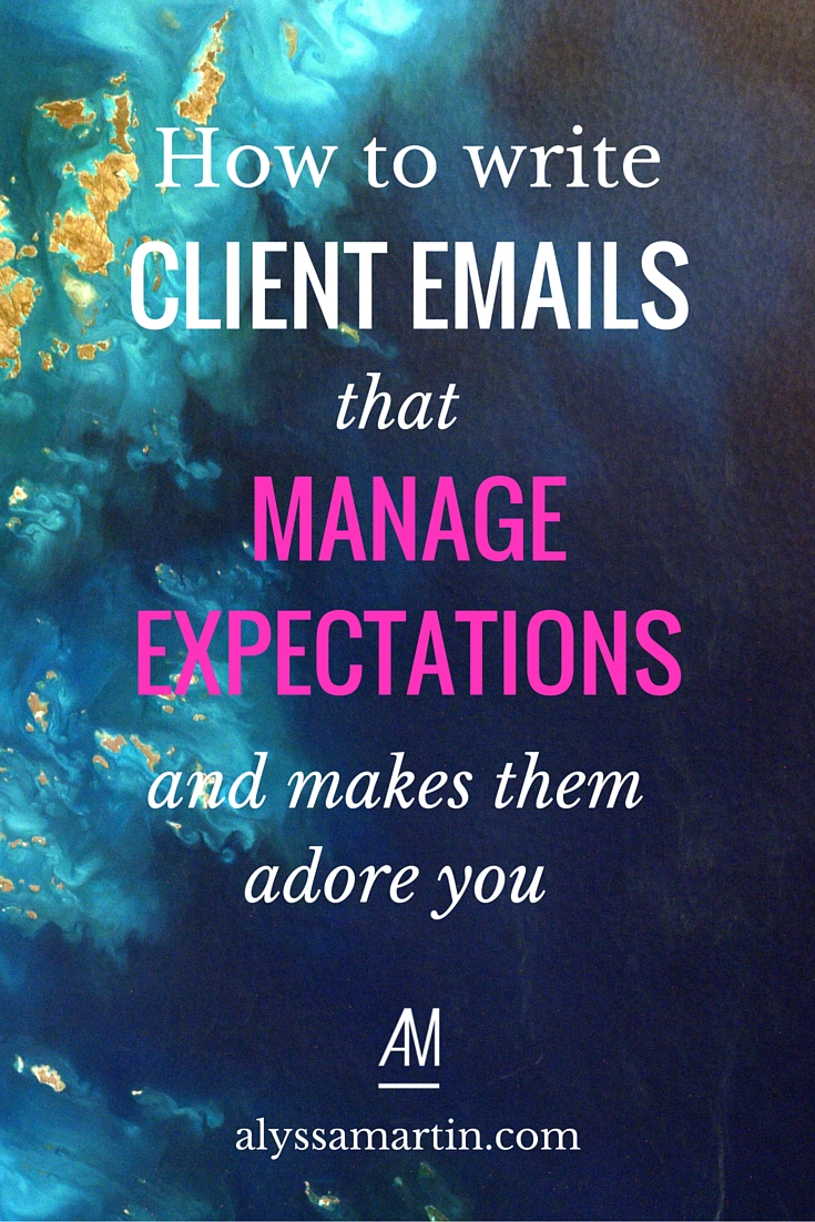 When you've got an online business, you need to know how to write crystal clear emails that your client can't possibly misunderstand – because misunderstandings go south way too quickly. And no one wants an unhappy client.  This blog post will show you how to write client emails that make you look & sound like a total professional.