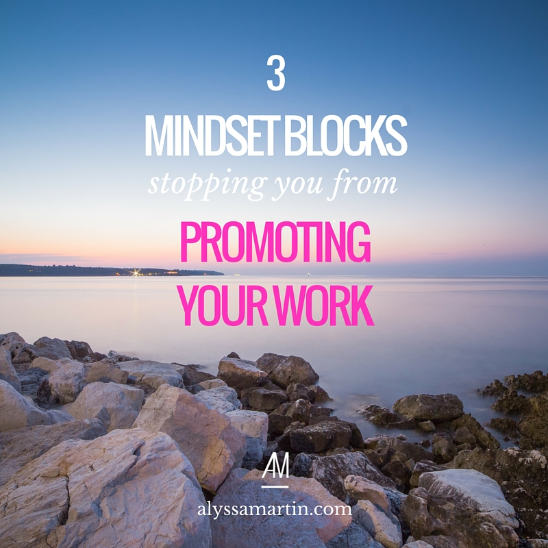 self promotion mindset