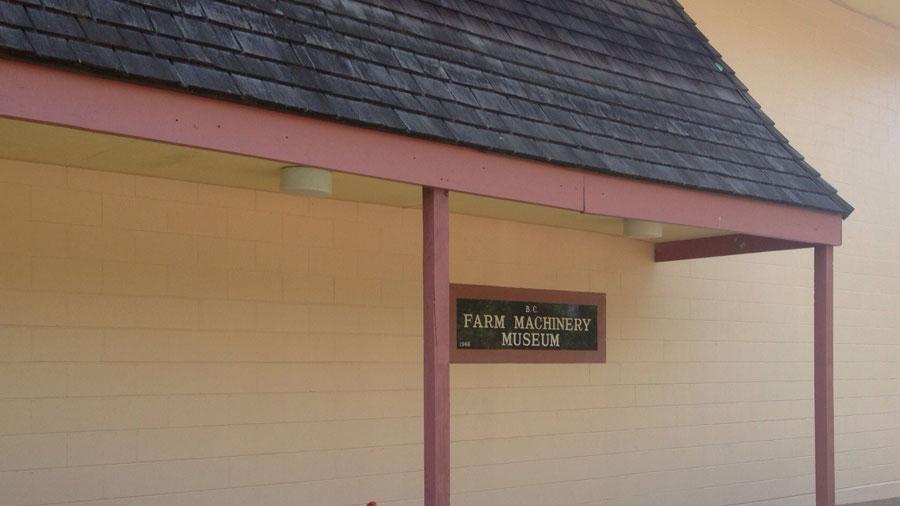 Farm Machinery Museum