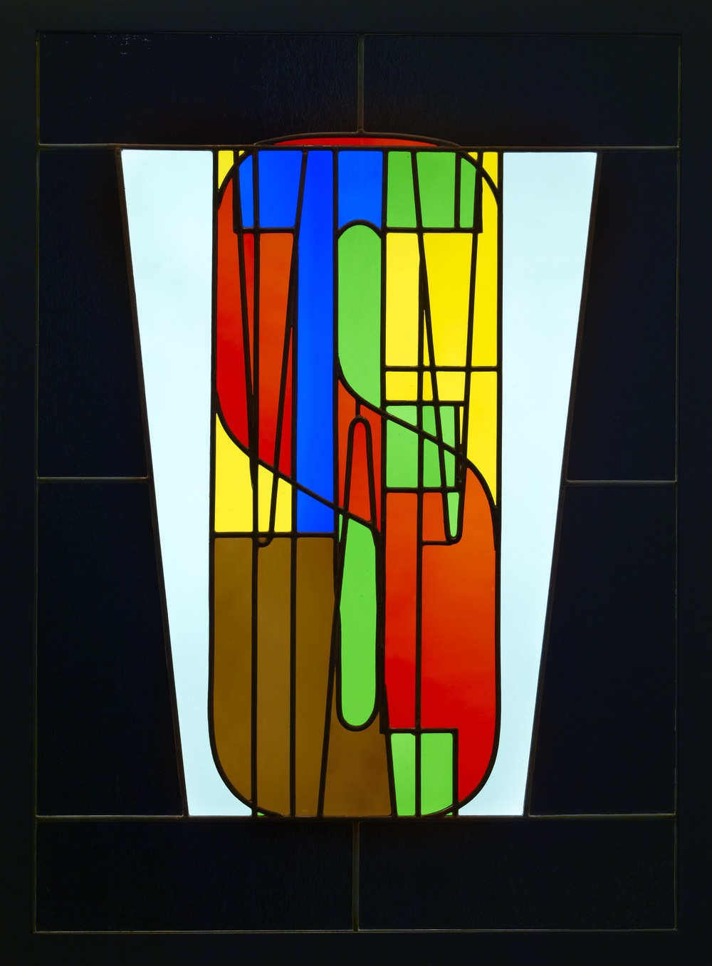 Kay Rosen stained glass edition Sweet Jesus.jpg
