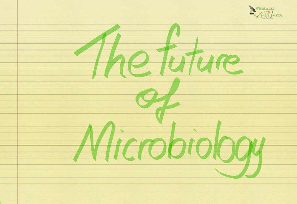 The future of microbiology