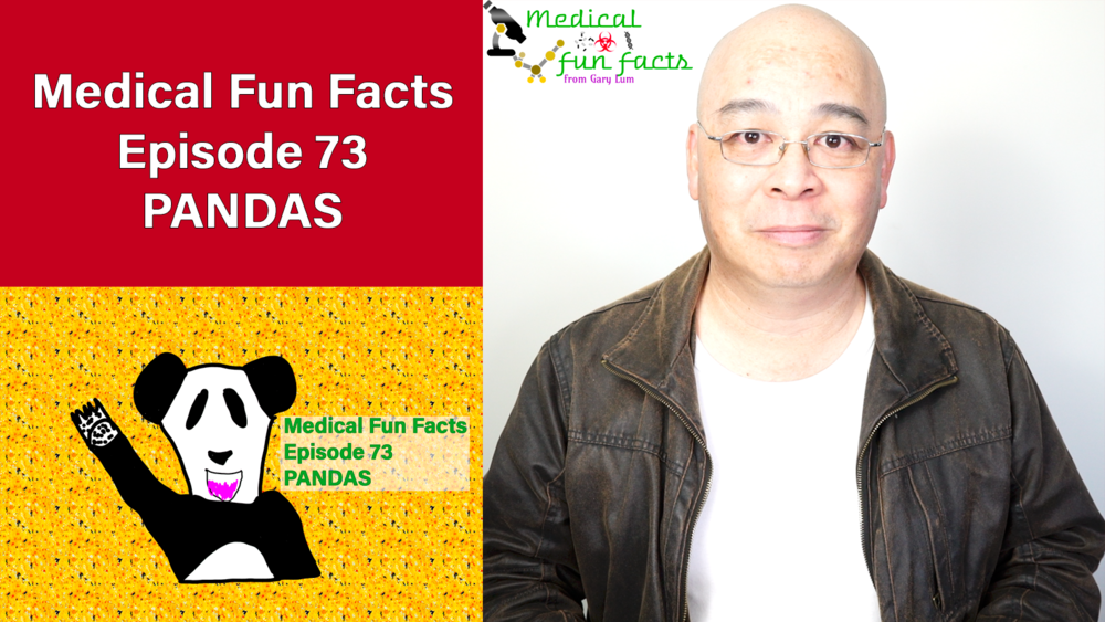 Medical Fun Facts Episode 73 PANDAS