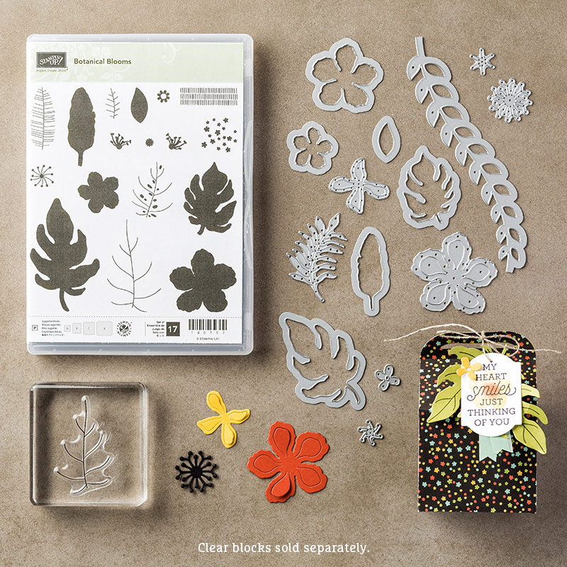 Botanical Blooms Bundle - 140819 - $87.75