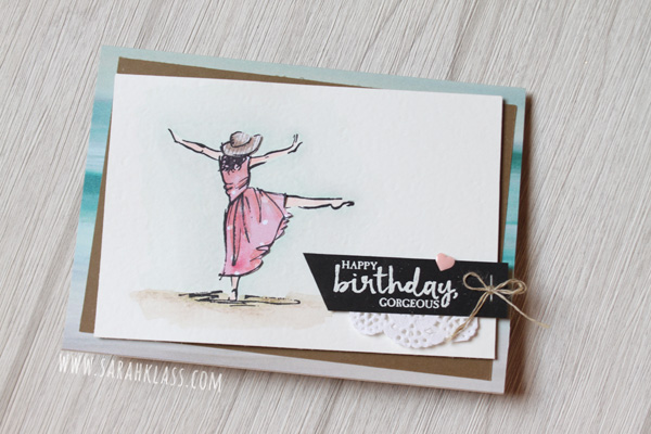 Stampin' Up! Beautiful You | www.sarahklass.com