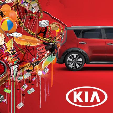 Kia Soul launch