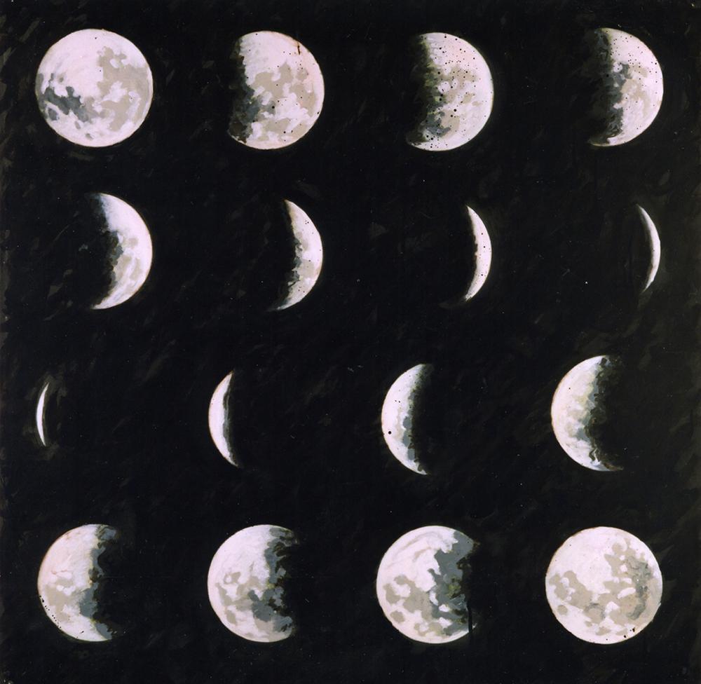 Fasi Lunari (Lunar phases)
