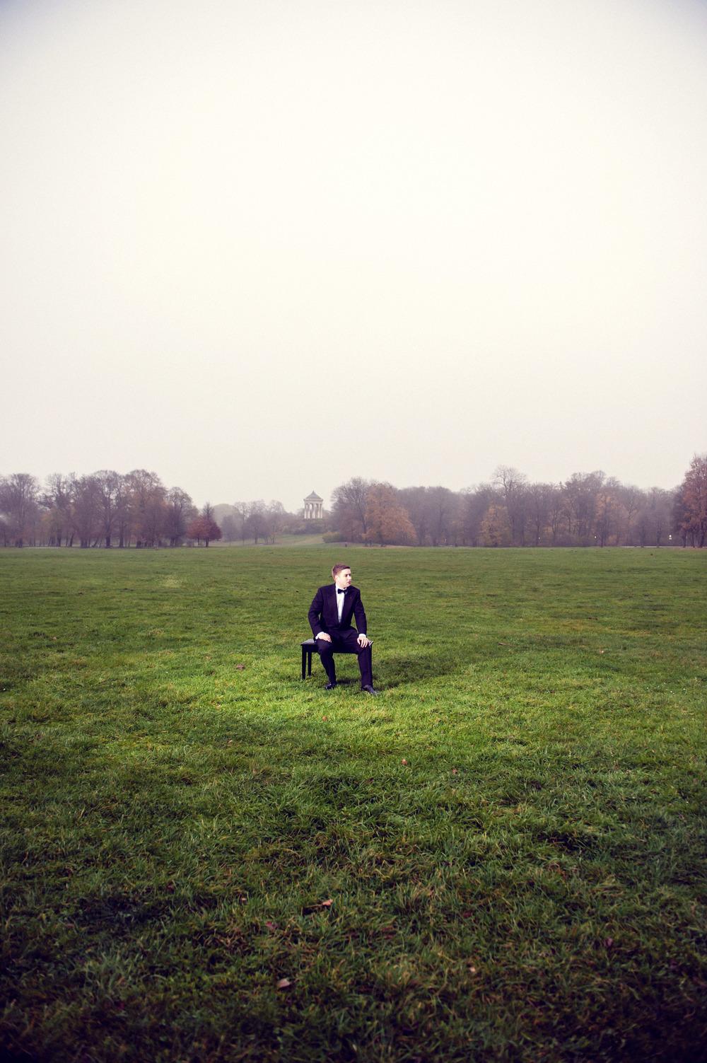Noah Vinzens - Steinway-Konzertpianist