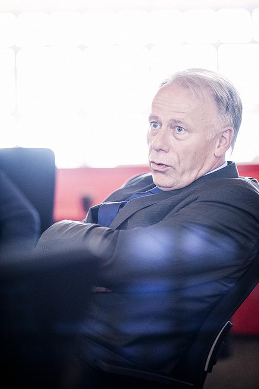 Jürgen Trittin - Bündnis 90 - Die Grünen    © S. Gabriel