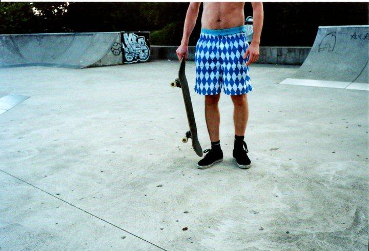 Bavarian Skate Style   © Gabriel