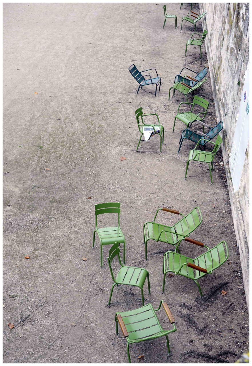 Sorry - no time!    Paris - Jardin de Tuileries    © Gabriel