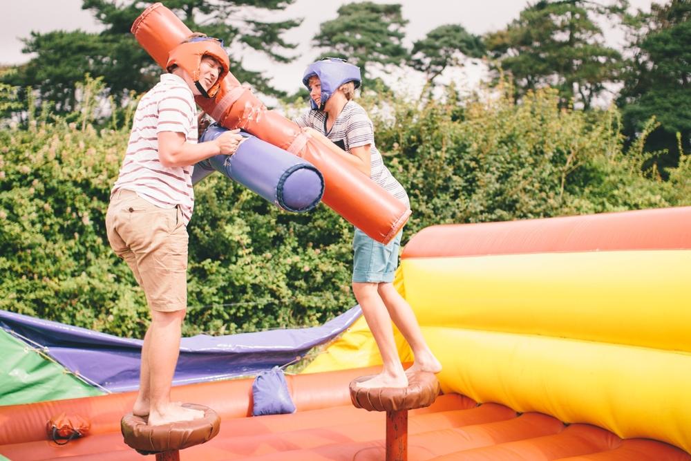 Inflatable Fun @ DV13