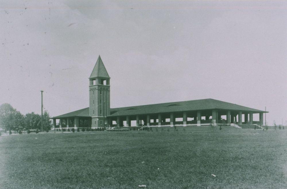 Original Lindell Pavilion