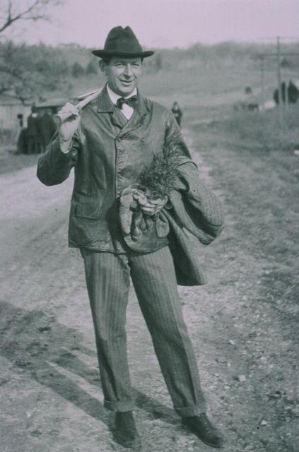 Dwight F. Davis, Former Parks Commissioner