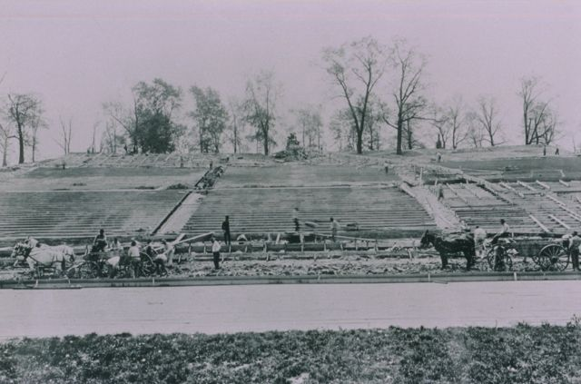 Construction of the MUNY