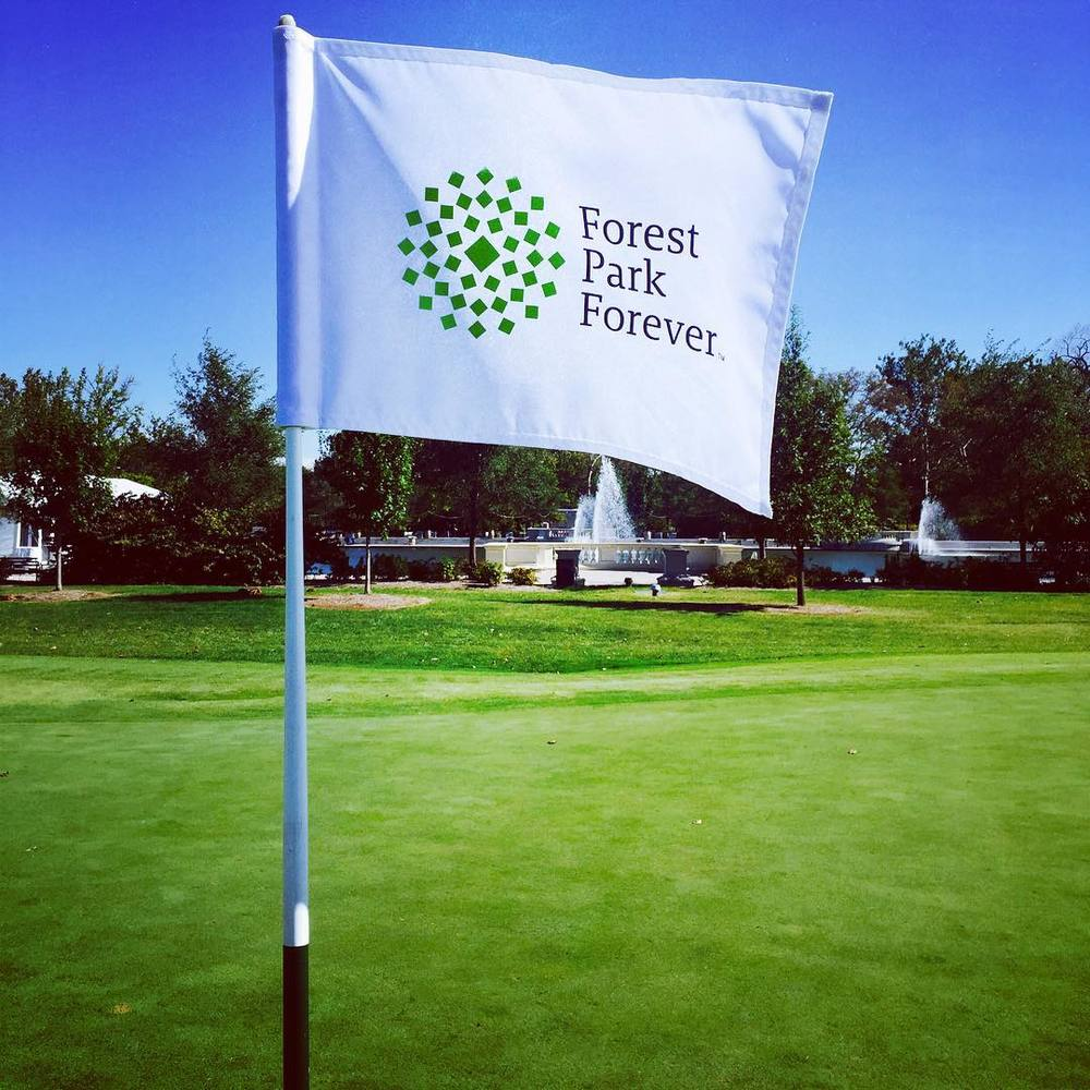 Photo via @forestparkgolfcourse on Instagram