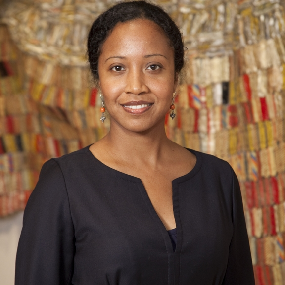 Nichole Bridges Associate Curator in Charge,Arts of Africa, Oceania, and the Americas &Associate Curator for African Art Saint Louis Art Museum Nichole N. Bridges is associate curator in charge, Department of the Arts of Africa, Oceania, and the Americas, and associate curator for African Art at the Saint Louis Art Museum. Since arriving at the Museum in November 2013, she has organized the exhibitions Adorning Self and Space: West African Textiles(2015) and Currents 109: Nick Cave(2014), and served as in-house curator for the exhibitions Senufo: Art and Identity in West Africa(2015) and Atua: Sacred Gods from Polynesia(2014). She worked previously as a curator at the Newark Museum and the Baltimore Museum of Art, and as a museum educator at the Brooklyn Museum. She earned a Ph.D. in Art History at the University of Wisconsin, Madison and a B.A. in French and Art History from Amherst College. For her doctoral research on 19th-century ivory sculpture from the Loango Coast of west-central Africa, she conducted fieldwork as a Fulbright Scholar in the Republic of Congo, and has received awards from the Smithsonian Institution, Metropolitan Museum of Art, and the Musée du Quai Branly. She has taught courses in African art history at Johns Hopkins University, City College of New York, and Washington University in St. Louis.