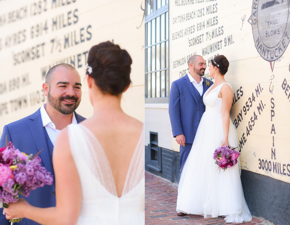 Nantucket Wedding at Compass Rose
