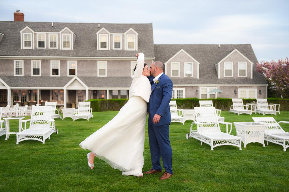 Nantucket Wauwinet Wedding