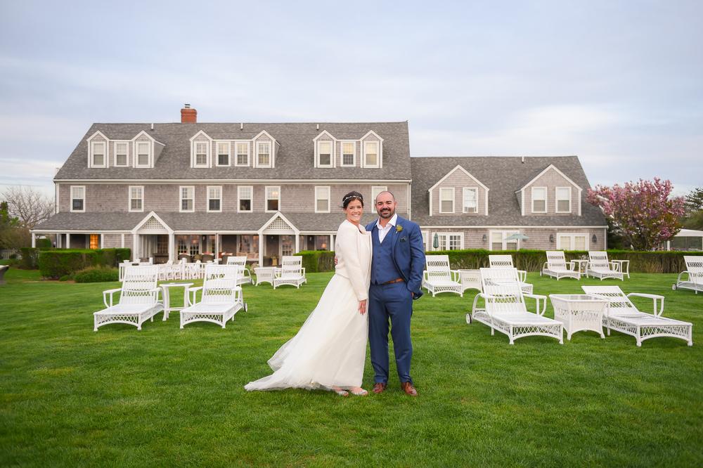 Nantucket Wedding at the Wauwinet