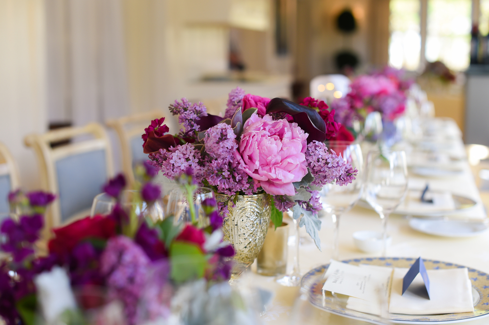 Nantucket Wedding Details at the Wauwinet