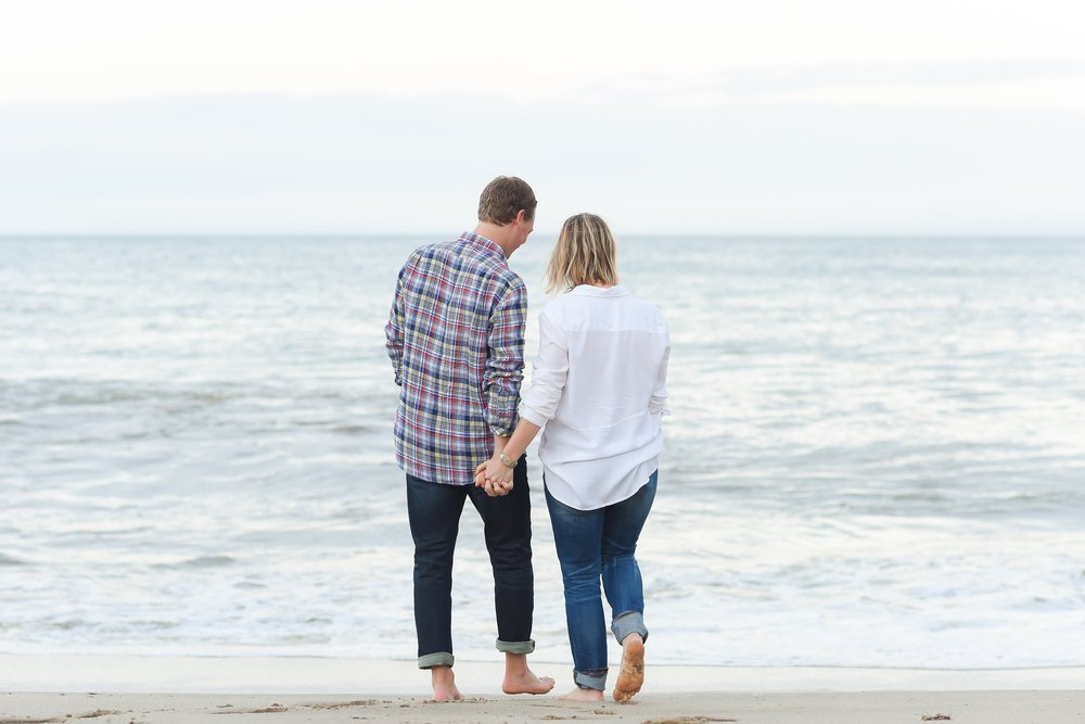 Nantucket Beach Engagement