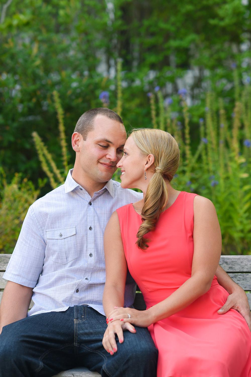 Nantucket Engagement