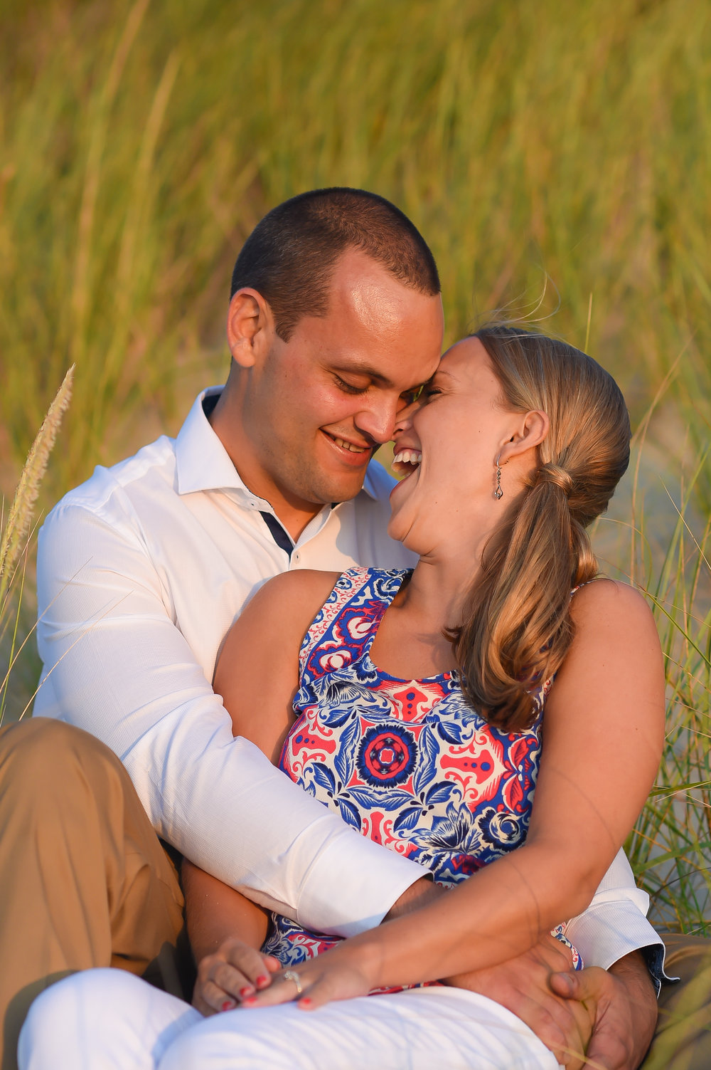 Nantucket Summer Engagement