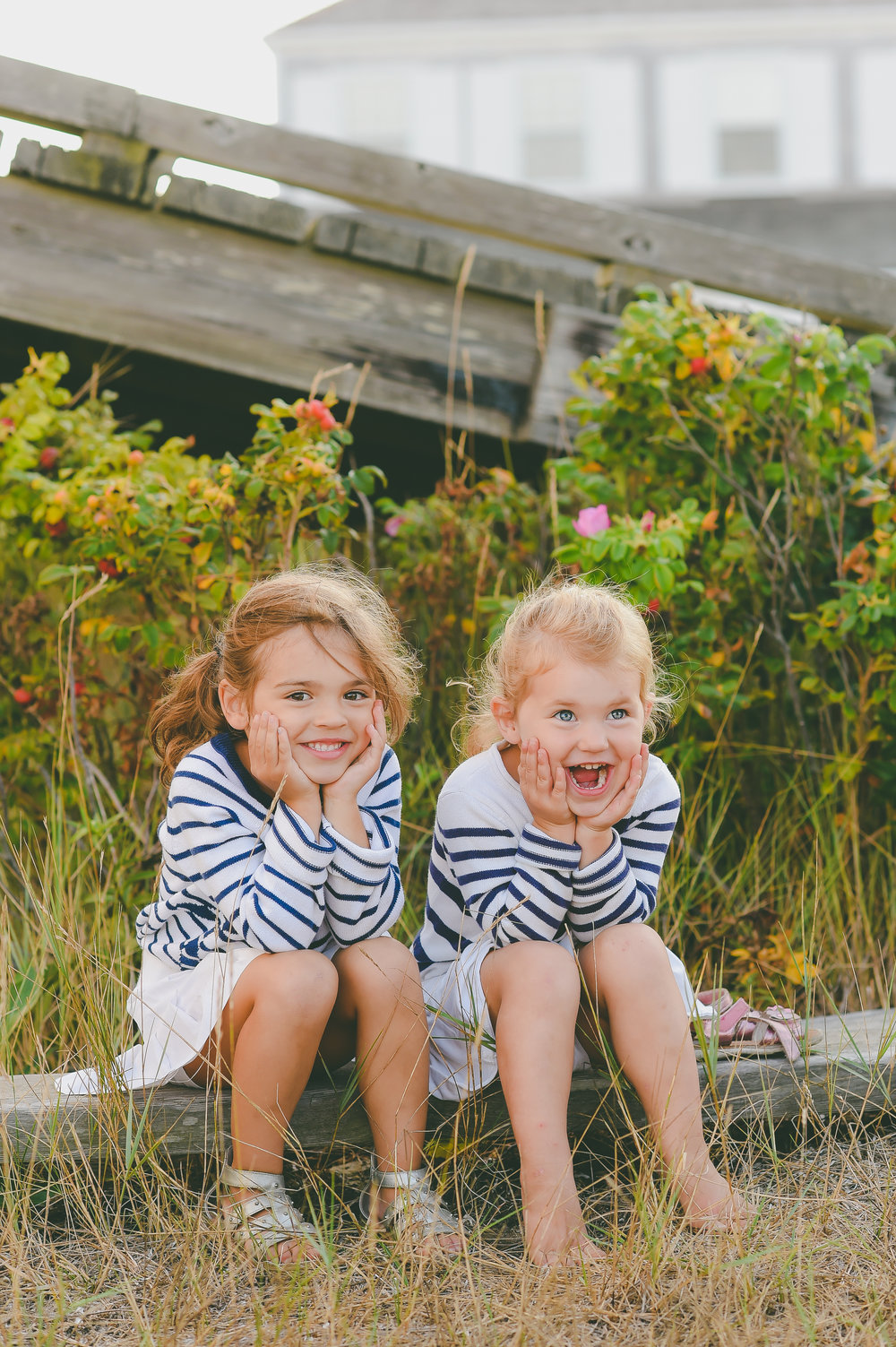 Nantucket Family Portraits at Brant Point