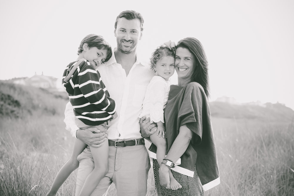Nantucket Family Photos in Dunes