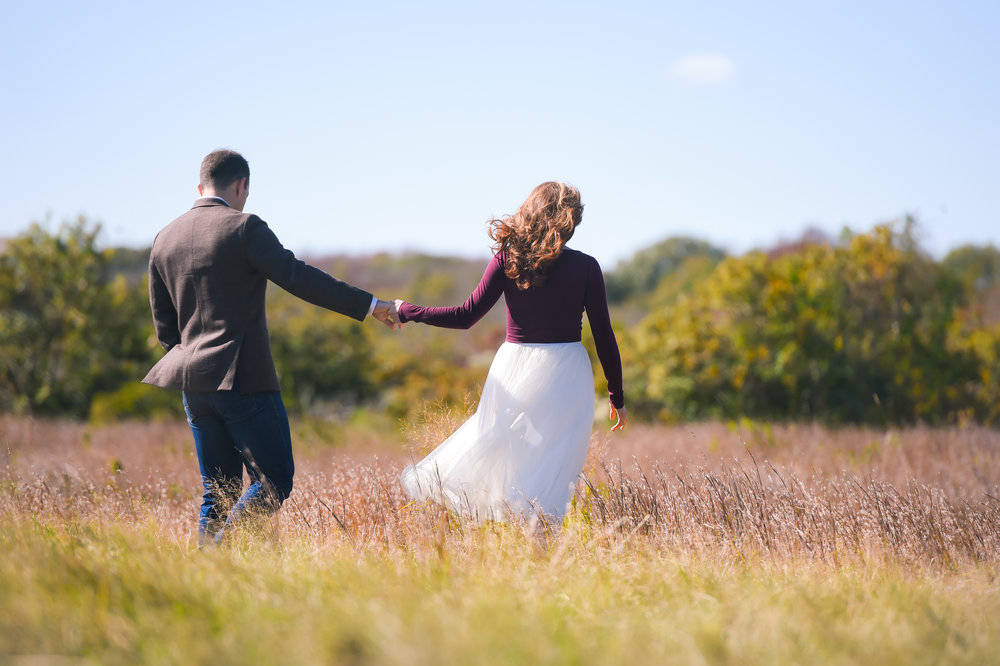 Nantucket Engagement Fields