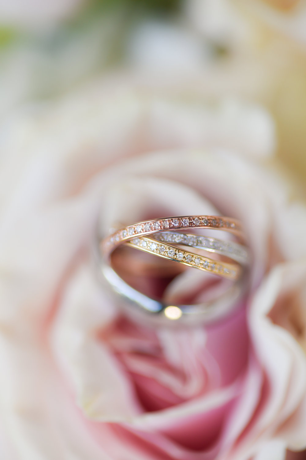 Nantucket Wedding Rings