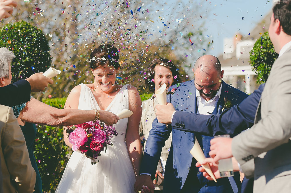 Nantucket Wedding Recessional